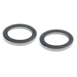 Dynatech 785-10093 02/Pan E-Vac 18mm Sealing Washers (Pair)