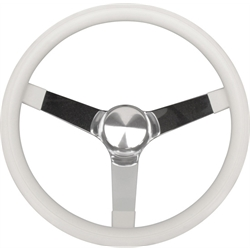 Grant 830 Classic Series Foam Grip Steering Wheel, 13-1/2 Inch, Solid