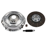 55-79 Chevy/GM HP Series Street/Strip Clutch, 10.4 w/1-1/8-26 Spline