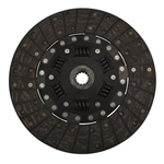 Flathead 10-1/2 Inch Clutch Disc, 1 Inch 14-Spline, S-10, T-5 Transmission