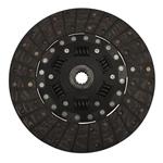 Flathead 10-1/2 Inch Clutch Disc, 1 Inch 14-Spline, S-10, T-5 Transmission