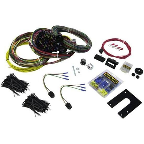 painless wiring 10201 28 circuit gm column wire harness speedway motors america s oldest