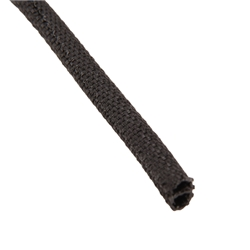 Painless 70956 1/8 Inch ClassicBraid Wire Sleeving, 20 Feet