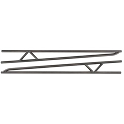 54 Inch Rear Ladder Bars