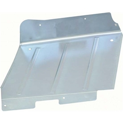OER K508 RH Rear Side Well Cover Panel for 1967-69 Camaro Convertible