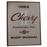 1962 Chevrolet Service and Shop Manual