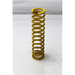 Garage Sale - AFCO Yellow 2-5/8 I.D. Coil-Over Spring, 14 Inch, 160 Rate