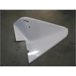 Garage Sale - Left Safety Arm Guard, White
