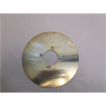 Garage Sale - 10 Inch Wire Wheel Brake Rotor