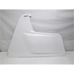 Garage Sale - Schnee Chassis Sprint Racing Fiberglass RH Armguard, White