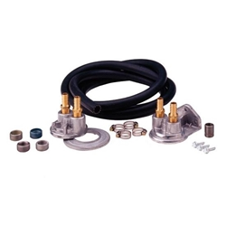 Garage Sale - Perma-Cool 10695 Universal Single Oil Filter Relocation System Kit