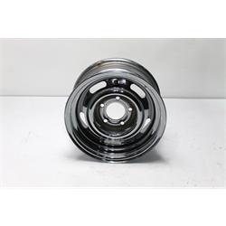 Garage Sale - Speedway GM 15 X 7 Inch Rally Wheel, 5 on 5 Inch Bolt Pattern, Chrome