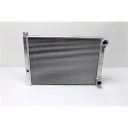 Garage Sale - Afco 80185NDP-U Double Pass Radiator -20AN Inlet 1-3/4 Inch Outlet