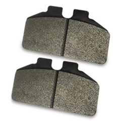 Afco 6652022 SR34 Compound Brake Pad for F22/NDL Caliper