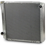 AFCO 80100FN Universal Fit Racing Radiator, 22 Inch Ford/Mopar