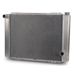 "AFCO 80101N Universal Fit 27.5"" Chevy Racing Radiator, 22.38"" Core"