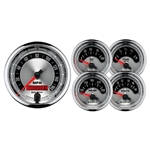 Auto Meter 1202 American Muscle Five Gauge Set