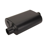 Flowmaster 952546 Super 40 Muffler-Offset Inlet-Centered Outlet, 2-1/2