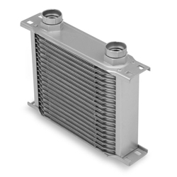 Earls 21900ERL 19 Row Oil Cooler Core, Gray