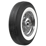 Firestone Vintage Bias Tire, 560-15 2.75 Inch Whitewall