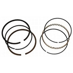 Total Seal Chevy 305 TS1 Gapless 2nd Piston Rings, Style E