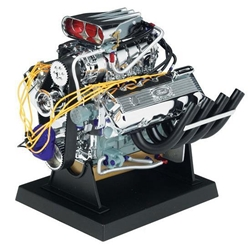 1:6 Scale Die-Cast Ford 427 SOHC Top Fuel Engine Replica