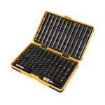 Titan Tools 16148 Tool Master Bit Set, 148 Piece