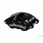Wilwood 120-10939-BK D52 Dual Piston Floater Brake Caliper, Black
