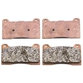 Wilwood 150-10290K Brake Pad Set, .60 Inch Thick