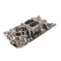 Professional 1996-Up Chevy Cyclone Plain Intake Manifold, Vortec