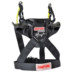 Simpson Hybrid Sport Head and Neck Restraints