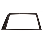 1932 Ford 5-Window Garnish Molding, RH, Black