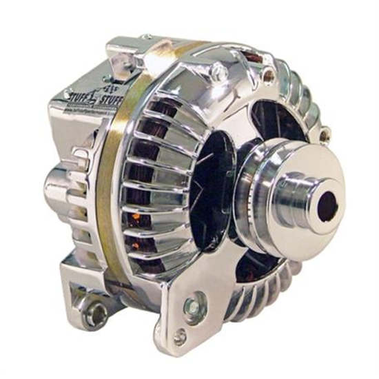 King Chrome 1970-1980 Mopar Alternator, 60 Amp
