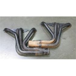 "Garage Sale - Schoenfeld SBC Chassis Headers - 1-5/8"" Equal Length"