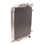 Griffin 7-70084, Aluminum Radiator Deluxe for 1930-31 Ford, Small Block Chevy