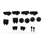 SoffSeal Replacement Rubber Body Stopper Kit for 1968-74 Nova