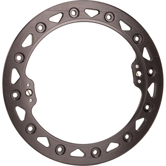 Aero-Dynamics Outer Bead Lock Ring for Cover