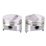 Garage Sale - KB SBC 350 Hypereutectic Claimer Pistons - .040 Over