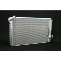 Dewitts 1139073M 1973-76 Corvette Direct Fit Radiator, Manual