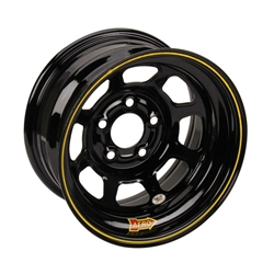 AERO 52 Series Wissota Certified Race Wheel, 5 on 5 Inch Bolt Pattern