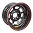 Bassett 58D52IRB Right Front Big Bell Out 15 Inch Wheel 15x8-5 on 5 Black