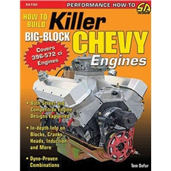Book/Manual - How to Build Killer Big-Block Chevy Engines