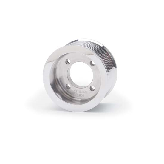 Aluminum Supercharger Pulley
