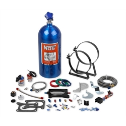 NOS 02120NOS Cobra Kit Nitrous System 4.6L Engine w/ 10 LB Bottle