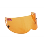 Simpson 1022 Amber Shield-Speedway RX, Diamondback & X-Bandit Helmets