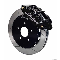 Wilwood 140-12789 FNSL6R Front Disc Brake Kit, 2006-Up Volkswagen/Audi