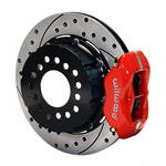 Wilwood 140-2113-DR FDL Pro-Series Rear Brake Kit, 12.19 Inch, 2.66 Offset