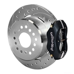 Wilwood 140-7141-Z FDL Pro-Series Rear Parking Brake Kit, 12.19 Inch, 2.81 Offset