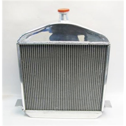 Garage Sale - 1917-1923 T-Bucket Polished Aluminum Radiator