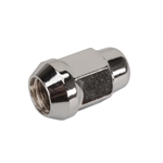 Team III Wheels LN41188 Chrome Acorn Lug Nut, 1/2 Inch Thread